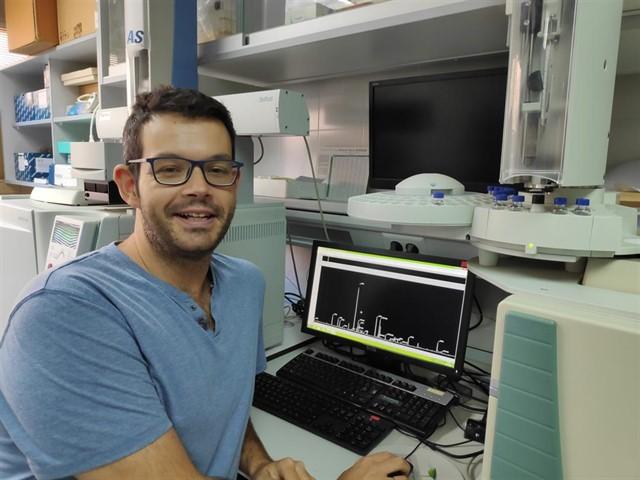 Investigador Felipe Bastida, del CEBAS-CSIC