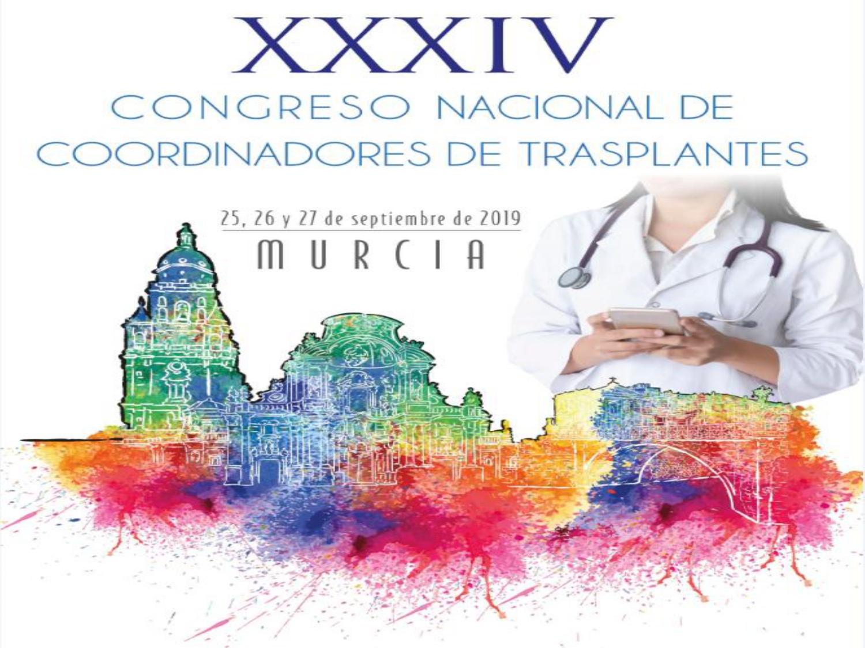XXXIV Congreso Nacional de Coordinadores de Trasplantes