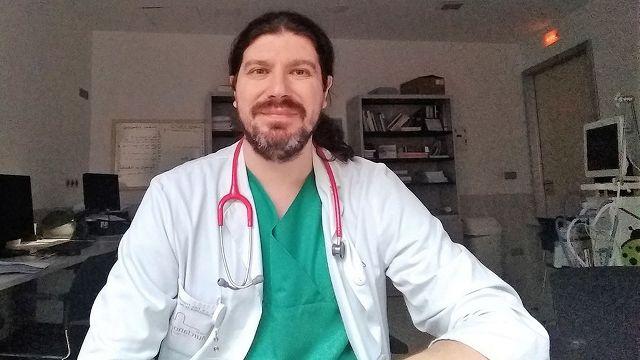José Ramón Fernández, neonatólogo del hospital Santa Lucía de Cartagena