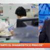 Entrevista en La 7 TV